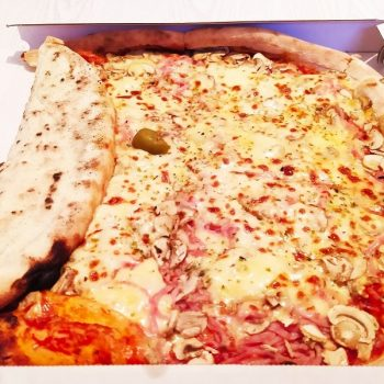 pizza kalorije